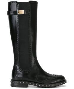 Dolce & Gabbana | Brogue Detailing Boots