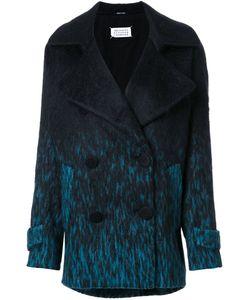 Maison Margiela | Двубортное Пальто С Эффектом Деграде