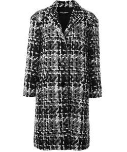 Dolce & Gabbana | Bouclé Midi Coat