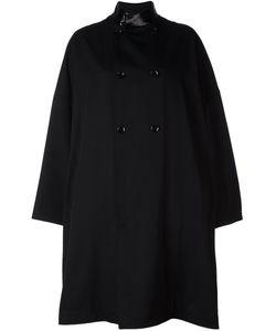 Yohji Yamamoto | Объемное Двубортное Пальто
