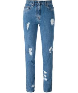 Moschino | Distressed Jeans