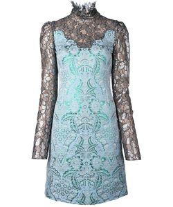 Lanvin | Обтягивающее Платье С Эффектом Блесток
