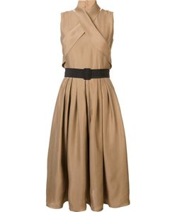 Martin Grant | Contrast Belt Dress