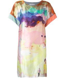 Tsumori Chisato | Платье С Акварельным Рисунком