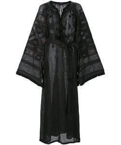 Vita Kin | Embroidered Tasseled Dress