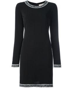 Michael Michael Kors | Платье С Контрастной Окантовкой