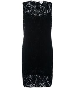 DKNY   Кружевное Платье Шифт