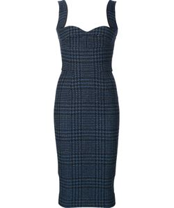 Victoria Beckham | Fitted Tweed Dress