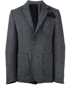 Sacai | Raw Edge Blazer