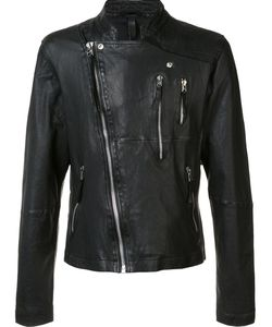 Barbara I Gongini | Асимметричная Байкерская Куртка