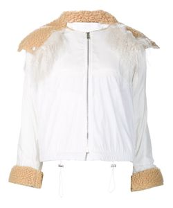 Paco Rabanne | Cropped Hood Jacket