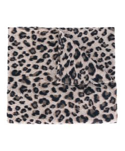 Steffen Schraut | Leopard Print Knit Top
