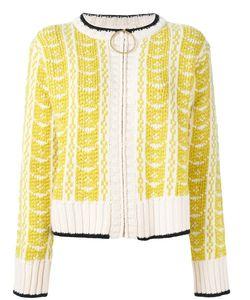 Marni | Intarsia Knit Cardigan