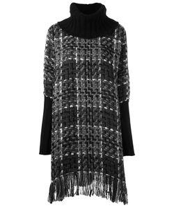 Dolce & Gabbana | Вязаная Туника В Клетку