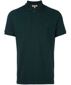 Burberry | Embroidered Logo Polo Shirt