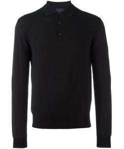 Lanvin | Рубашка-Поло С Длинными Рукавами