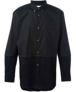 Comme Des Garcons | Рубашка С Панельным Дизайном