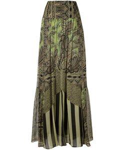 Etro | Multiprint Pleated Skirt