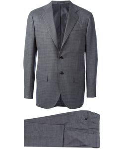 Kiton | Checked Suit