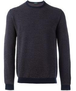 Zanone   Loose-Fit Longsleeves Sweater