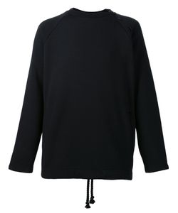 Death To Tennis | Side Button Long Sleeve Top