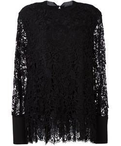 Ermanno Scervino | Lace Flared Blouse