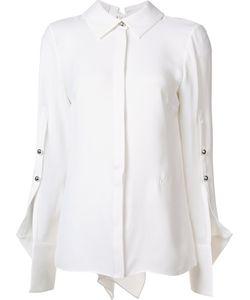 Monse   V-Neck Wide Sleeves Blouse
