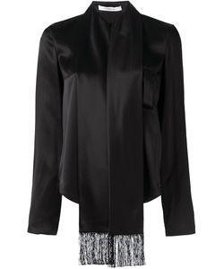 Givenchy | Блузка С Декоративным Шарфом