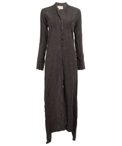 GREG LAUREN | Long Buttoned Tunic