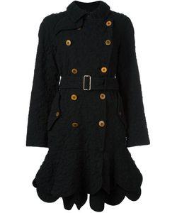 Comme Des Garcons | Двубортное Пальто