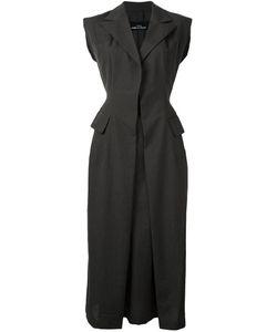 Comme Des Garcons | Классическое Платье В Тонкую Полоску