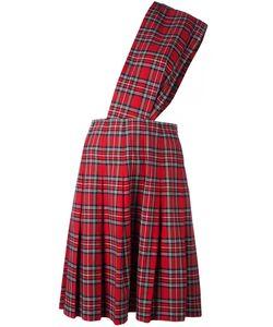 Comme Des Garcons   Kilt Dungaree Skirt