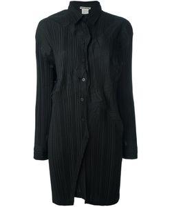 ISSEY MIYAKE VINTAGE | Pleated Shirt Dress