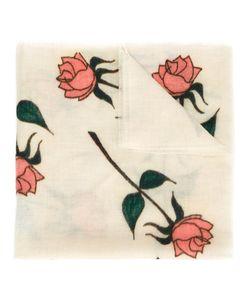 The Elder Statesman | 20 X 20 Pashmina Handkerchief Scarf