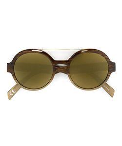 Italia Independent | Round Frame Sunglasses