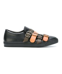 LATHBRIDGE BY PATRICK COX | -Strap Slip-On Sneakers