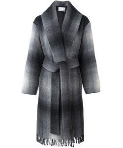 T By Alexander Wang | Клетчатое Пальто