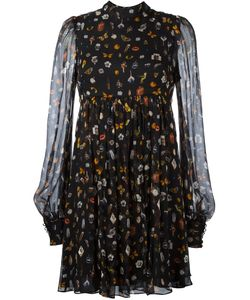 Alexander McQueen | Obsession Print Dress