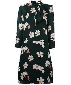 Marni | Платье С Цветочным Принтом