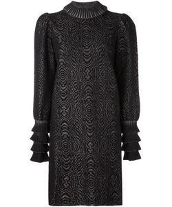 Lanvin | Жаккардовое Платье С Узором