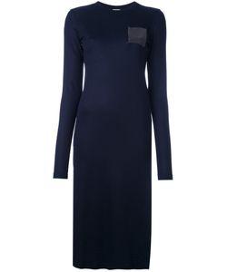 Brunello Cucinelli | Chest Pocket Jumper Dress