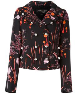 Giambattista Valli | Printed Boxy Jacket