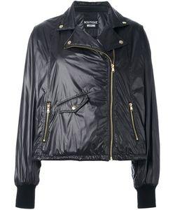 BOUTIQUE MOSCHINO | Свободная Байкерская Куртка