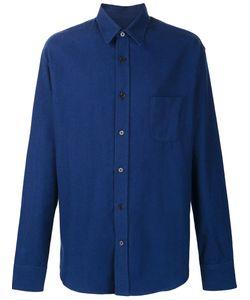 The Elder Statesman | Brushed Flannel Shirt