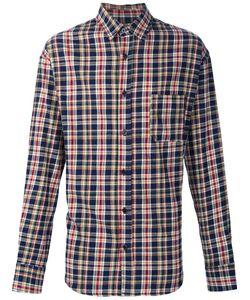 The Elder Statesman | Deadstock Flannel Checked Shirt
