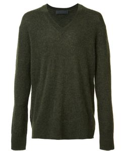 Haider Ackermann | V-Neck Jumper