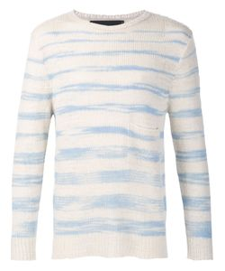 The Elder Statesman | Cashmere Striped Jumper