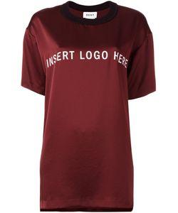 DKNY | Printed Short Sleeve T-Shirt