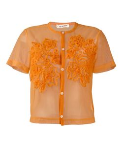 Comme Des Garcons | Comme Des Garçons Vintage Fine Mesh Shortsleeved Shirt