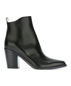 Sartore   Pointed Toe Ankle Boots
